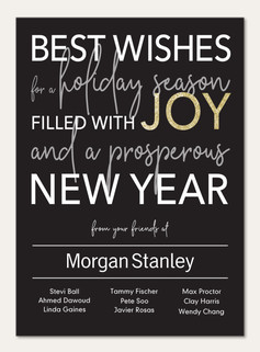 Typographic Year